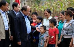 Thủ tướng dự ngày hội Đại đoàn kết toàn dân tộc tại Bắc Kạn