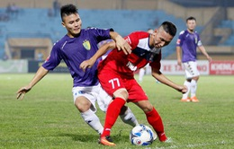Lịch thi đấu và trực tiếp bóng đá vòng 26 giải VĐQG V. League 2017: Tâm điểm Than Quảng Ninh – CLB Hà Nội