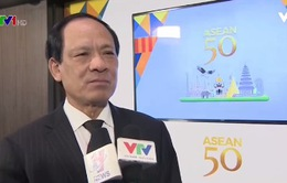 Quyết tâm xây dựng một Cộng đồng ASEAN vững mạnh
