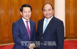 Mối quan hệ sắt son Việt Nam - Lào không bao giờ đổi thay