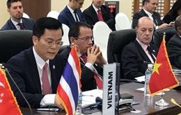 Việt Nam tham dự hội nghị Bộ trưởng Bộ Ngoại giao lần thứ 8 Diễn đàn Hợp tác Đông Á - Mỹ Latin