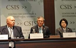 Đại sứ Việt Nam tại Hoa Kỳ Phạm Quang Vinh dự Hội thảo về Cấu trúc Khu vực châu Á