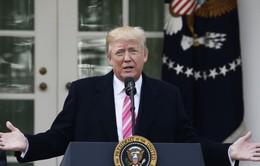 Dự luật cải cách thuế Mỹ bất ngờ bị trì hoãn ở phút chót