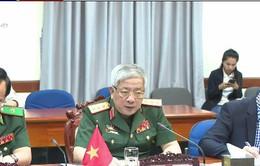 Đối thoại quốc phòng Việt Nam - Campuchia