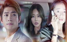 """Tuổi thanh xuân 2 - Tập 34: Junsu - Linh - Phong """"lập team"""" lật mặt Dương, Cynthia điên cuồng lao xe vào Linh"""