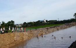 2 học sinh Nghệ An bị đuối nước khi đi chăn bò