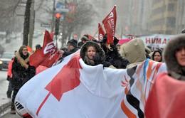 Biểu tình phản đối tư tưởng bài Hồi giáo tại Canada