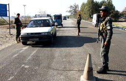 Taliban tấn công sát hại 12 cảnh sát ở miền nam Afghanistan