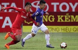 Vòng 18 V.League: Becamex Bình Dương - CLB Hà Nội (17:00, Trực tiếp trên VTV6)