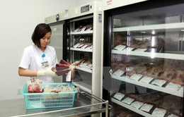 Lần đầu tiên Việt Nam nghiên cứu thành công kỹ thuật lưu trữ máu hiếm