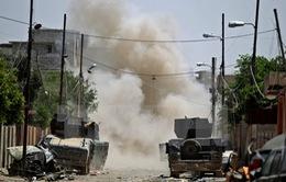 Iraq giải phóng khu vực lân cận phía Tây Bắc Mosul