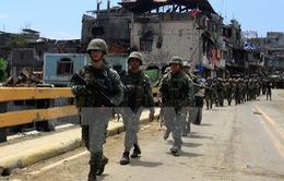 Quân đội Philippines kiểm soát căn cứ quan trọng của phiến quân thân IS