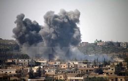 Các lực lượng Syria giành quyền kiểm soát khu vực trọng yếu ở Hama