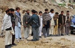 Lực lượng Taliban phóng thích hơn 200 con tin tại Afghanistan
