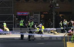 """Australia: Vụ ô tô lao vào người đi bộ ở Melbourne là """"hành động cố ý"""""""