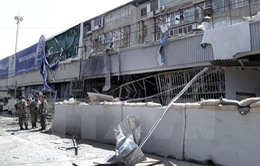 Taliban nhận gây ra vụ đánh bom liều chết ở Kabul (Afghanistan)