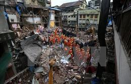 Ấn Độ: Nhiều nhà dân đổ sập trong đêm, ít nhất 6 người tử vong