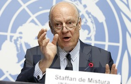 Vòng đàm phán mới về Syria tại Geneva sẽ diễn ra ngày 28/11