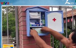 40 tủ cứu thương miễn phí phục vụ cộng đồng tại TP.HCM