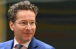 Chủ tịch nhóm các Bộ trưởng Tài chính Eurozone bị yêu cầu từ chức