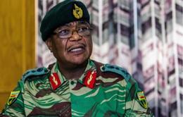 Tư lệnh quân đội Zimbabwe thông báo từ chức