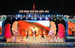 Khai mạc Tuần lễ văn hóa biển, đảo Quảng Ngãi năm 2017