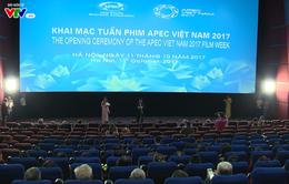 Khai mạc Tuần Phim APEC 2017
