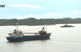 Indonesia và Philippines phối hợp tuần tra trên biển