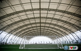 ẢNH: Cận cảnh Trung tâm đào tạo bóng đá trẻ PVF của tân Giám đốc Ryan Giggs