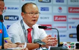 HLV Park Hang Seo tiếc nuối khi tuyển Việt Nam không giành chiến thắng trước Afghanistan