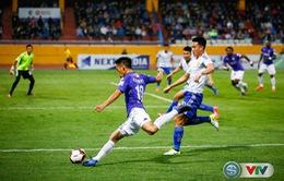 Giải VĐQG V.League 2017: Văn Quyết, HLV Hoàng Văn Phúc được vinh danh trước vòng đấu cuối