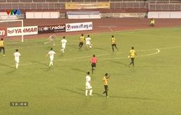 U23 Việt Nam 1-0 U23 Malaysia: Tuấn Tài ghi bàn mở tỉ số chớp nhoáng
