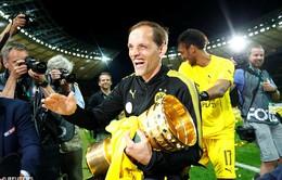 2 ngày sau khi giành cúp QG Đức, Dortmund bất ngờ sa thải HLV