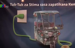 Kenya thử nghiệm xe tuk tuk bảo vệ môi trường