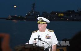 Tư lệnh Hạm đội Thái Bình Dương bất ngờ xin nghỉ hưu