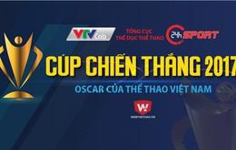 Cup Chiến thắng 2017: Lê Thanh Tùng, Bùi Thị Thu Thảo dẫn đầu bình chọn