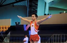 Lê Thanh Tùng giành HCV giải TDDC Vô địch châu Á 2017