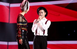 Giọng hát Việt: HLV chao đảo vì giọng hát phi giới tính Tùng Anh