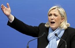 Nghị viện châu Âu tước quyền miễn truy tố của bà Le Pen