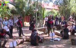 Độc đáo Hội thi tạc tượng gỗ dân gian các dân tộc Tây Nguyên