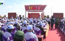Lễ tưởng niệm 57 năm khai thông đường hành lang chiến lược Bắc Nam