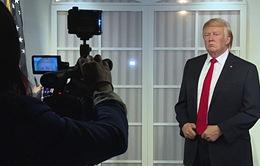 Anh: Bảo tàng Madame Tussauds ra mắt tượng sáp Donald Trump