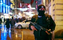 Nổ súng tại hộp đêm ở Istanbul trong đêm giao thừa