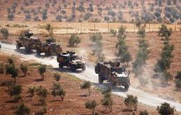 Quân đội Thổ Nhĩ Kỳ tiến sâu vào biên giới Syria