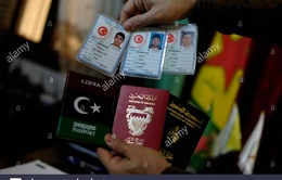 Iraq tìm thấy nhiều hộ chiếu của chiến binh Hồi giáo