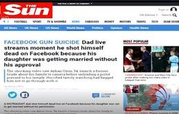 Đoạn video livestream tự tử gây xôn xao cộng đồng mạng