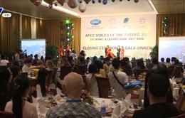 Diễn đàn Tiếng nói Thanh niên APEC 2017 ra tuyên bố chung