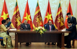 Tuyên bố chung Việt Nam - Sri Lanka