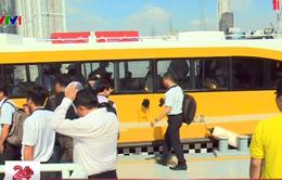 Tuyến bus đường sông đầu tiên có gì đặc biệt?