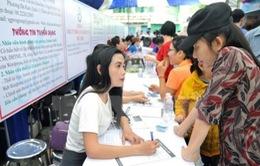 Sàn việc làm TP.HCM tuyển dụng hơn 1.500 người